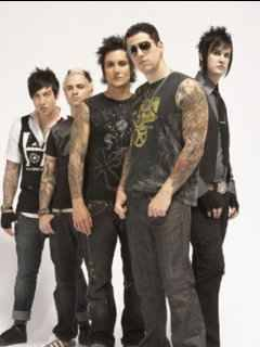 Love this band A7X foREVer
