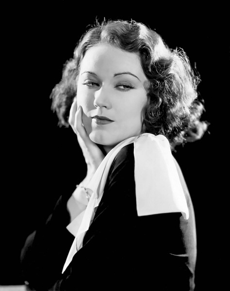 "the-asphalt-jungle:  Happy Birthday, Fay Wray!  (September 15th, 1907 - August 8th, 2004) ""When we were making KONG, I went into the sound room and made an aria of horror sounds. I was in charge of it; there was no one there to listen to me. I was totally in charge of what I wanted to do."""