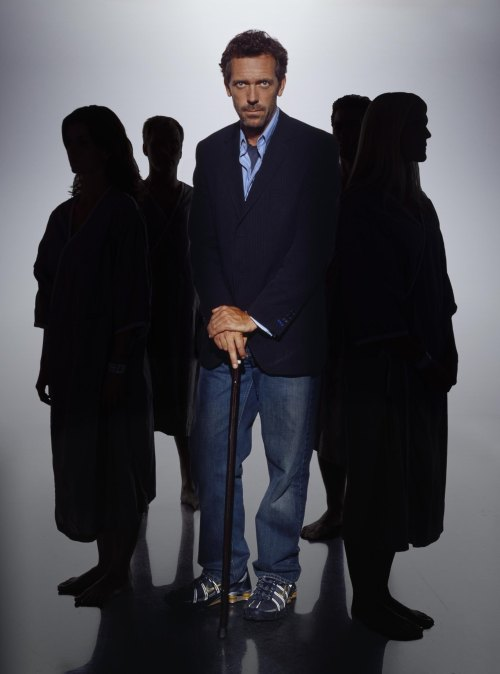 "Favourite series; House M.D. (2004-2012)  └ ""One of the best medical drama of the decade (ER being the previous one"""
