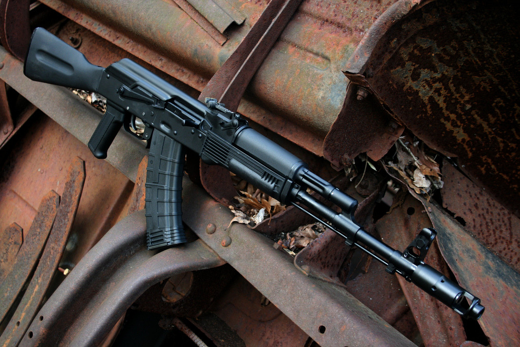 weaponzone:  Arsenal SGL31-61Credit: PirateHeart