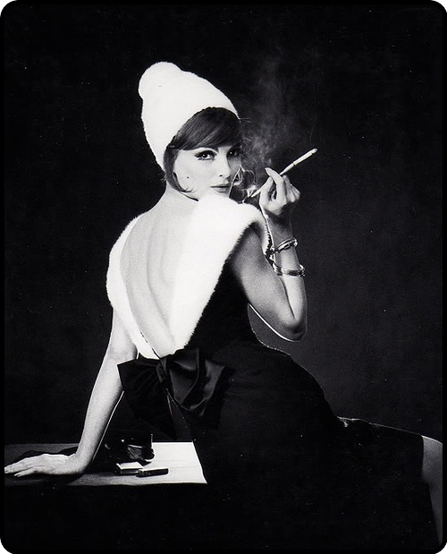 retro glam …smokin…