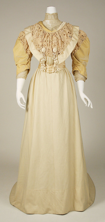 Dress Jeanne Paquin, 1890s The Metropolitan Museum of Art
