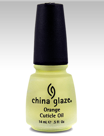 Orange Cuticle Oil  Orange Cuticle Oil is a light refreshing, nourishing oil that penetrates dry, damaged cuticles. An aromatic blend of five natural moisturizing oils, including jojoba and rice bran. Anti-inflammatory Barley, Sandalwood and Phelleodendron extracts soothe cracked cuticles. Rosemary extracts are a natural antiseptic Antioxidant Vitamins A, C & E promote healthy nail growth DBP, Toluene & Formaldehyde Free  Need to grab some of this, like, yesterday *___*