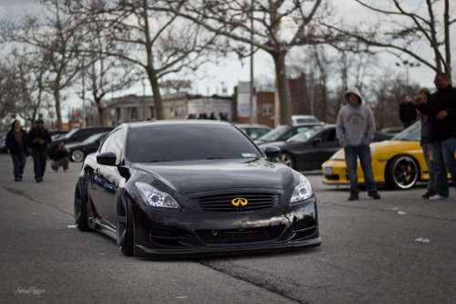 Unlikely angel Starring: Infiniti G37 (by amendment1)