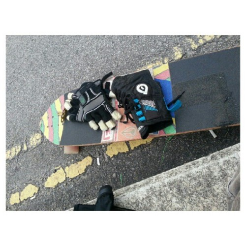 farhiie:  Quick sesh! (Taken with Instagram)