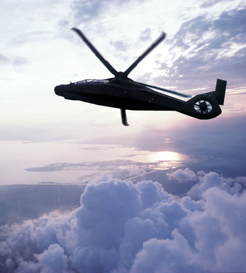 Canceled stealth Comanche helo