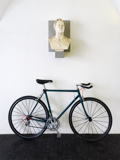 Cinelli Street Race Bicycle – Revived.