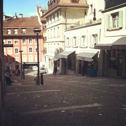 Hanging out #switzerland #lausanne (Taken with Instagram)