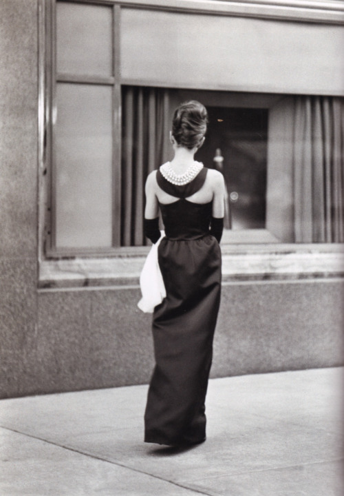 interradical:  breakfast at tiffany's