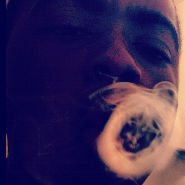 anOther day anOther blunt… (Taken with Instagram)