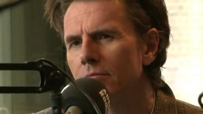 John on Radio Absolute 80s. 14-09-2012