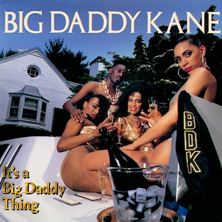 BACK IN THE DAY |9/15/89| Big Daddy Kane released his second album, It's a Big Daddy Thing, on Cold Chillin' Records.