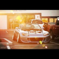 wigglewigglewigglewiggleyaya:  Livin the low life #Honda #S2k #S2000 #LowLife #Stance #HellaFlush #Wide #Ap1 #Ap2 (Taken with Instagram)