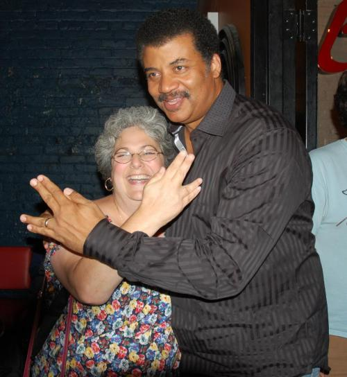 effyeahnerdfighters:  Neil DeGrasse Tyson, a cool Nerdfighter (via tankerjoe)