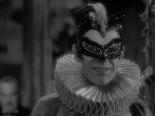 Boris Karloff in Charlie Chan at the Opera (Bruce Humberstone, 1936) via fashion1930s