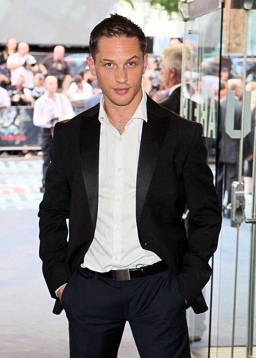 So slim! UK premiere of Inception in 2010.