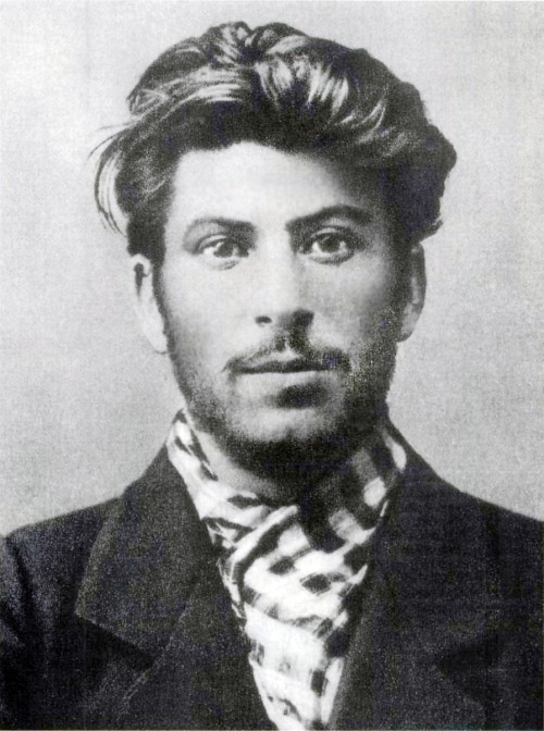 "Taken from a blog post with the photo entitled ""Young Joseph Stalin Was Pretty Hot"" I do not own this photo. I can't help it, I know he was evil and killed oh so many but when he was young DAAYUUUMMM. Is all I can utter."