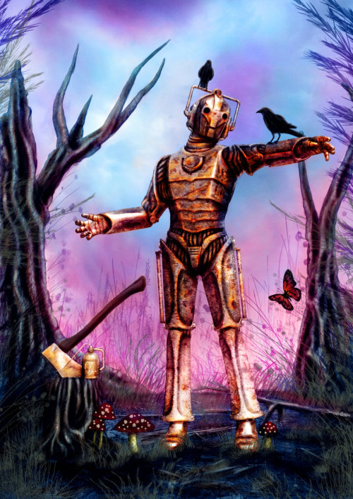 heartoftardis:  The Tin Man by *SimonBreeze