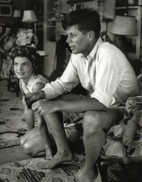 qiuet:  theniftyfifties:  John and Jackie Kennedy shortly before their marriage, 1953.  they were so perfect and gorgeous