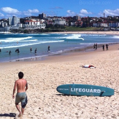 Beautiful day in Bondi today #seesydney #seeaustralia #bondi #bondilife #bondibeach #beach (Taken with Instagram at North Bondi RSL) Visit Bondi Life on Facebook | The Bondi Life Blog | Twitter | Google+ | Instagram | Pinterest