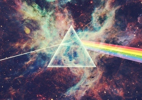 space triangle <3