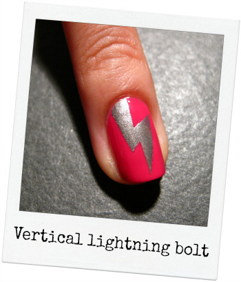 New tutorial: Vertical Lightning Bolt