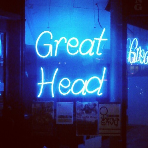 #chicago gives Great Head. (Taken with Instagram)