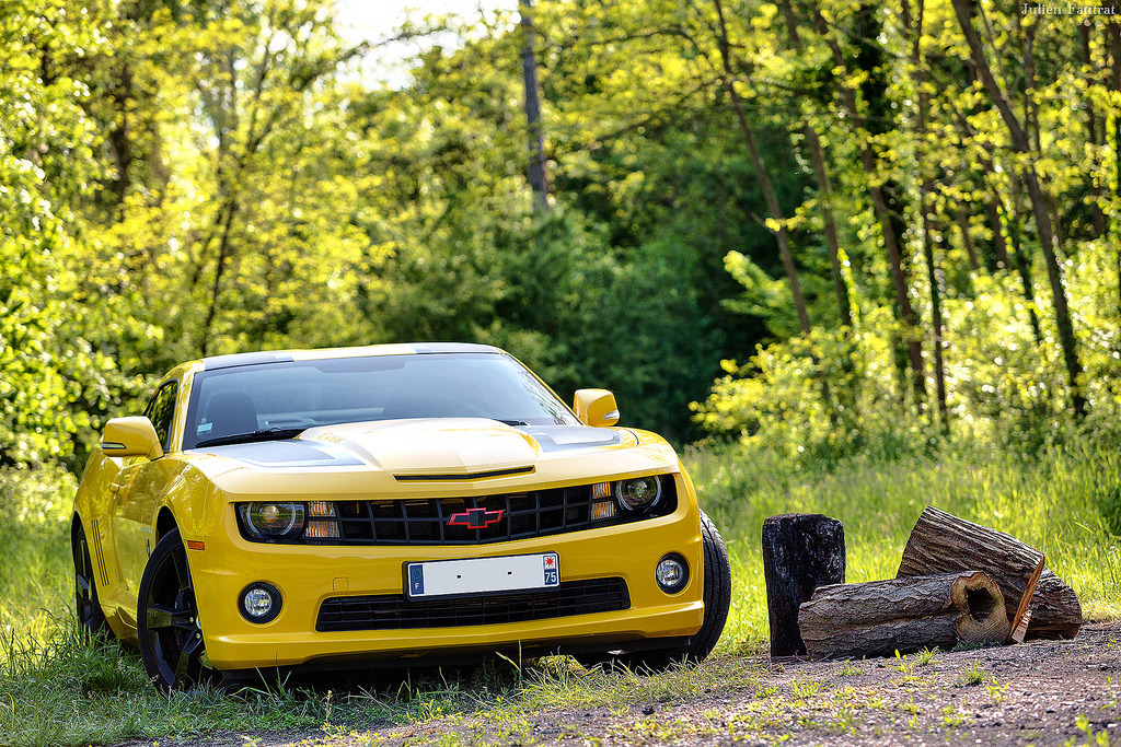Camaro 2012 Transformers Edition (by Valkarth)