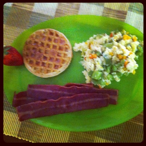 #Brunch #health #healthy #nutrition #foodporn #light (Taken with Instagram)