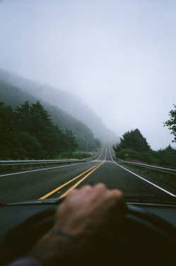 zachary-:  I love gloomy days and long car rides.