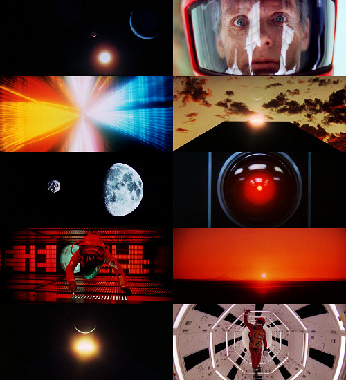 Favourite Cinematography | 2001: A Space Odyssey (1968)