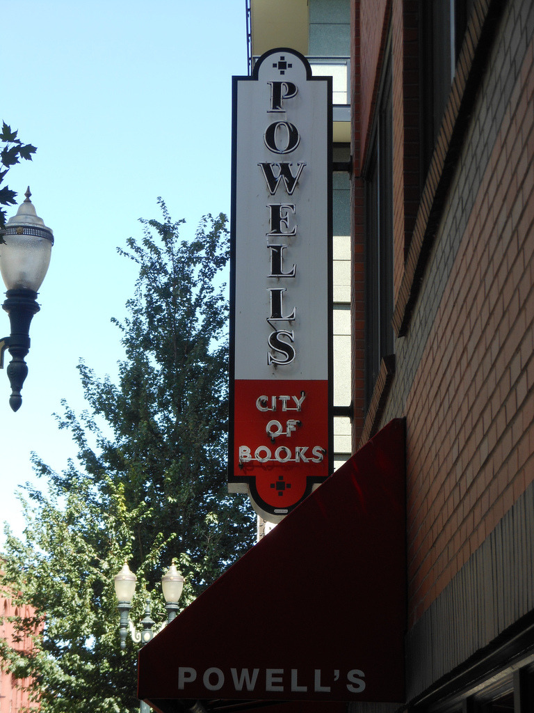 Powell's Books (by nzindiegurl)
