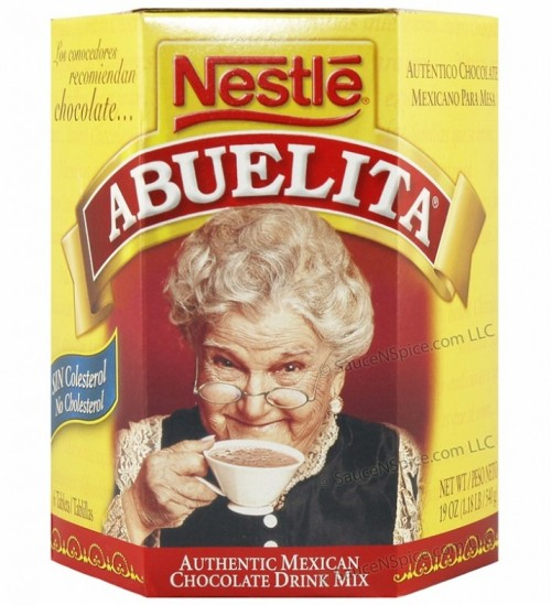 ITEM OF THE DAY: ITEM OF THE DAY: ABUELITA MEXICAN HOT CHOCOLATEby Mary Dacuma http://bit.ly/OPJM5P