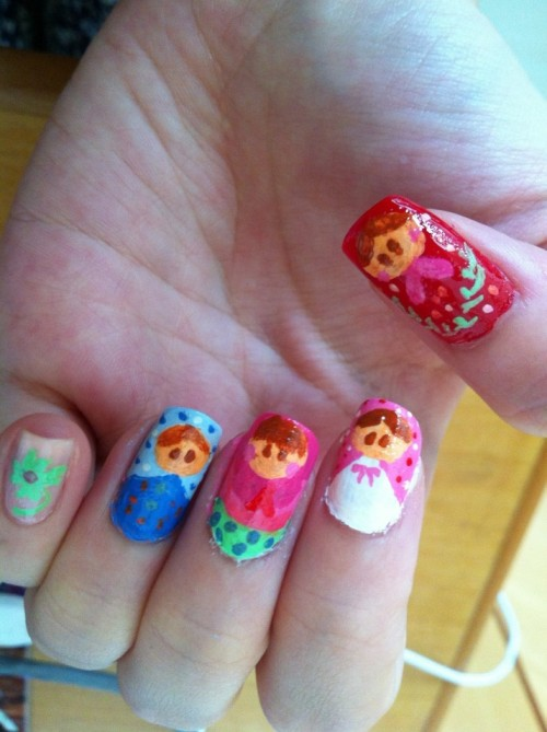 Nails Of The Day: NAILS OF THE DAYby From Our Readers  http://bit.ly/RaywjG