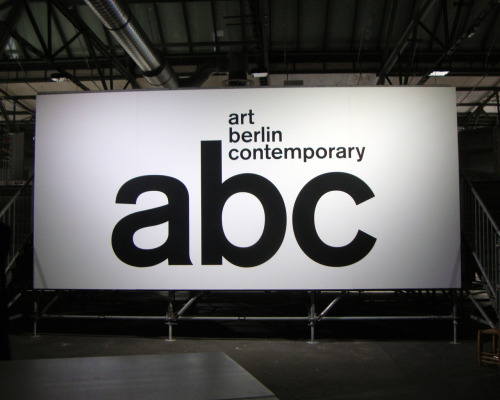 prettyneukoelln:  Great to hit up abc - Art Berlin Contemporary on Thursday, thanks to a very good friend Mira O'Brien. A highlight was meeting Dieter Meier, represtented by Grieder Contemporary. Top points for Tim Ulrichs's installation, represented by Wentrup.  Tomorrow is the last day. GO GO GO.   Oh Yeah from Yello on Vimeo.