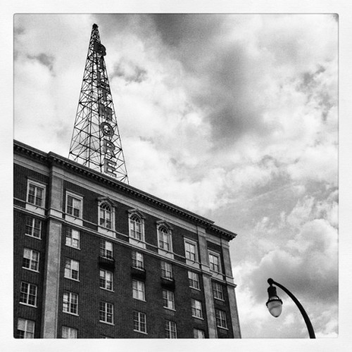 Midtown Atlanta (Taken with Instagram at Atlanta Biltmore Hotel)