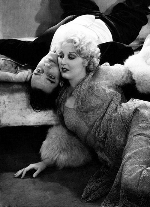 Buster Keaton & Thelma Todd,Speak Easily (1932)