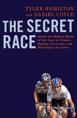 The Secret Race: Inside the Hidden World of the Tour de France: Doping, Cover-ups, and Winning at All Costs by Tyler Hamilton and Daniel CoylePublished by Bantam Dell/Random House, Inc. It's hard to say exactly when I first learned about The Secret Race. I seem to recall that right after Hamilton's appearance on 60 Minutes in May of 2011, word started circulating that he was out selling a manuscript. Anyone who follows bike racing has been watching and waiting with eager anticipation and at last, the tell-all is available.