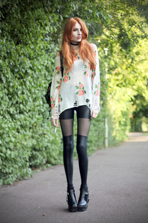 lookbookdotnu:  There's a word for people like us. (by Olivia Harrison)