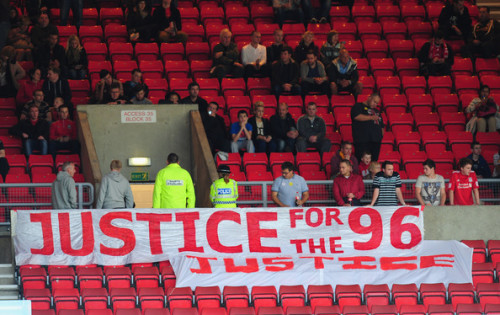 Justicie for the 96