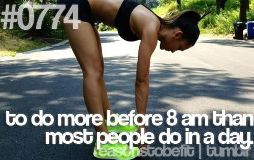 ladyonthestreets-freakinthegym:  reasonstobefit:  submitted by naturalloler  my life! i love it!