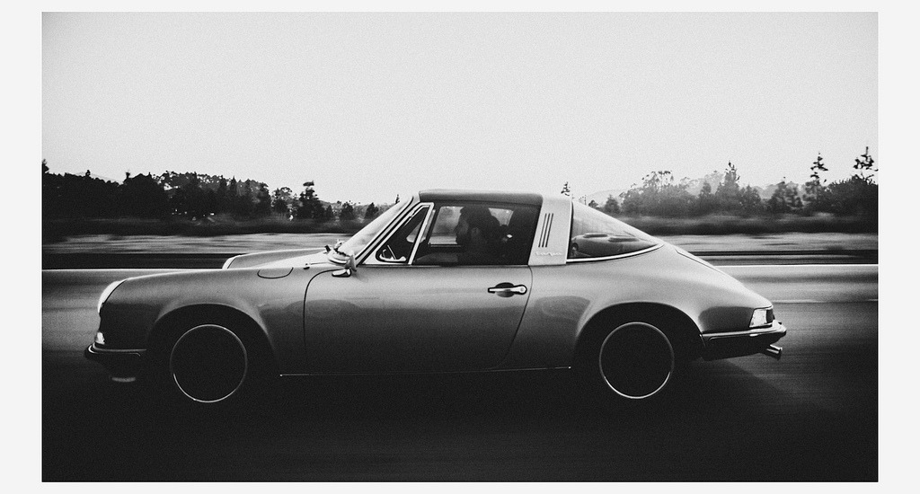 ilovemy911:  Julien & his Targa (by Laurent Nivalle)