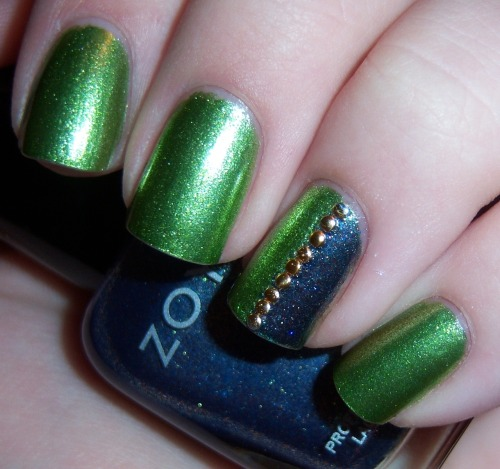 polishedandpowerful:  Zoya Meg and FeiFei