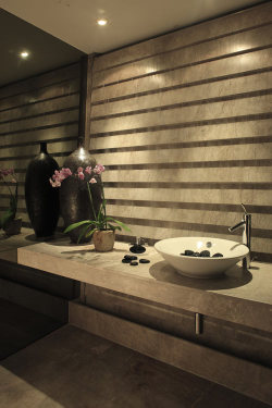 justthedesign:  Bathroom The Torres House - Monterrey, Nuevo León, México By GLR ARQUITECTOS