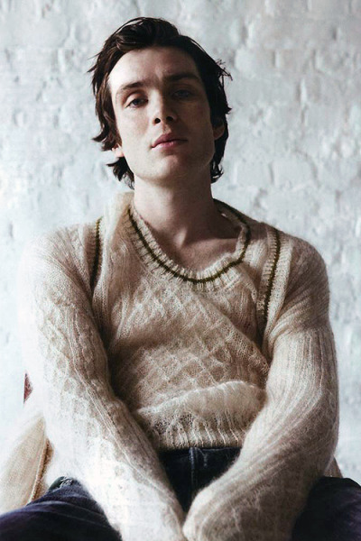 Cillian Murphy for Wonderland Magazine, April/May 2007 Photographed by Nicolai Fischer
