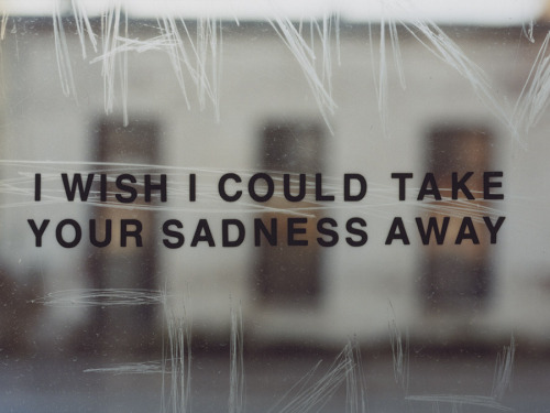 arpeggia:  Brendan George Ko - I Wish I Could Take Your Sadness Away