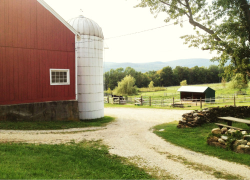 cwheelr:  Shaftsbury, VT  Where I am.