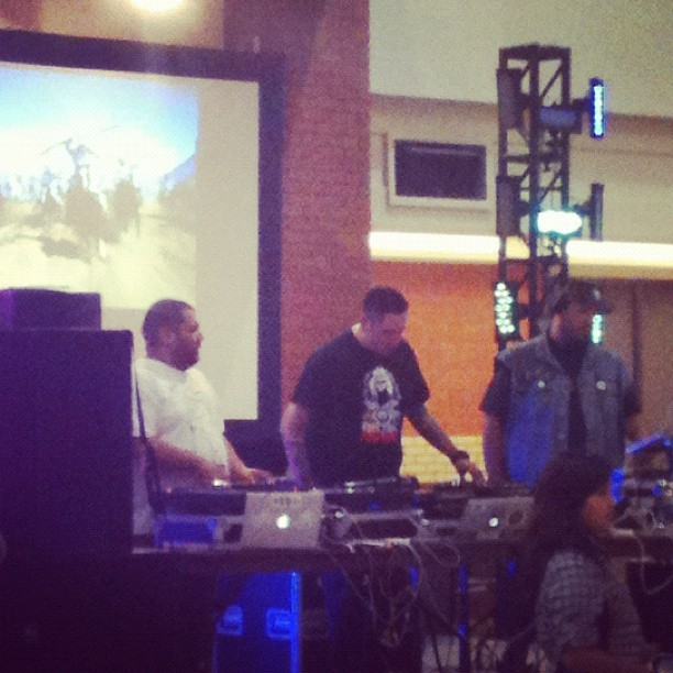 #nowplaying @atribecalledred #sait (Taken with Instagram at SAIT Polytechnic (Stan Grad Centre))