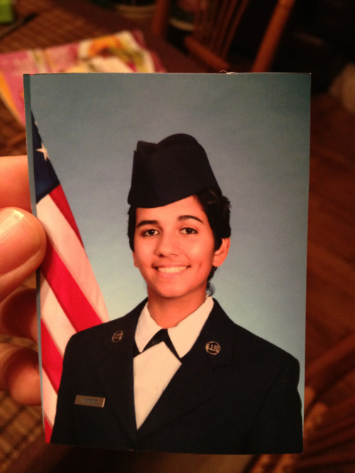 1234marinescorps:  My friend graduated from Air Force BMT this week. I'm so proud of her! I shed a tear when she sent me this picture in the mail. I wrote her awesome letters. I'm going to brag about that. http://atouchof-poison.tumblr.com/