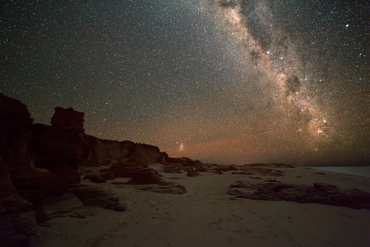 expose-the-light:  Cape Leveque Nightscapes with the Vixen Polarie by Mike Salwa